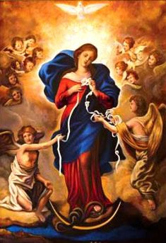 Publish Your answered Prayers!: Our Lady Untier of Knots - 9 days novena