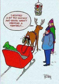Santa Funny Jokes