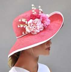 d5bf34a3450 20 Best Wedding Hats For Guests images