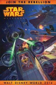 Disney adds a fifth weekend to Star Wars Weekends 2014 - Doctor Disney