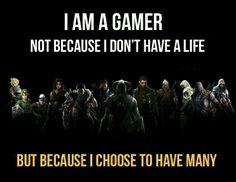 Quotes for gamers.