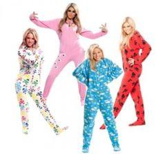 609c89a63 I love footies Pajama Party, Pajamas Women, Pyjamas, Onesies, Corsets, Swag