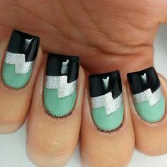 Instagram photo by rubyrominaa #nail #nails #nailart