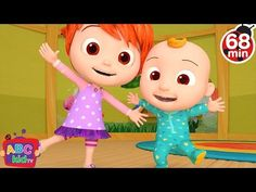 Stretching and Exercising Song + More Nursery Rhymes & Kids Songs - CoComelon Reading Centers, Dance Videos, Kids Songs, Nursery Rhymes, Princess Peach, Pikachu, Preschool, Exercise, Stretching