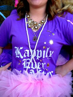 LOVE this idea!!!! Tutus and pearls for a play dress up bid day! Kappily   Ever After...