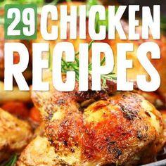 29 Amazing Paleo Chicken Recipes