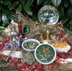 Altars:  Gaia #Altar.