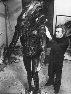 H.R. Giger - Alien (1979)