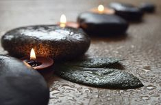 The History of Hot Stone Massage