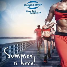 Kangoo Jumps, Friday Workout, Stay Fit, Have Fun, Lose Weight, Health Fitness, Sports, Summer, Instagram