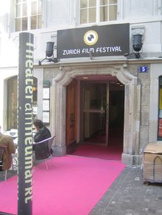 The Zurich Film Festival presents the most promising new filmmakers from around the globe and promotes the exchange of ideas between established film workers, creative talent and the public. Zurich, Film Festival, Filmmaking, Theater, Broadway Shows, Amazing, Cinema, Theatres, Teatro