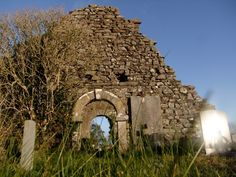 'The Ruins of Memory', Ruins of Rathcooney Church, Glanmire, Co. Cork, Mount Rushmore, Mountains, Building, Places, Nature, Travel, Naturaleza, Viajes