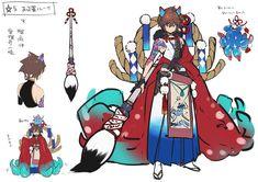 Character Design Animation, Fantasy Character Design, Character Design References, Character Design Inspiration, Character Sheet, Character Concept, Character Art, Concept Art, Cute Characters