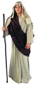 Shepherd Costume - Christmas Cosplay Costume - http://christmascosplay.com/biblical-cosplay/shepherd-cosplay