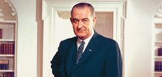"""Lyndon B. Johnson called his penis """"Jumbo"""" (allegedly for good reason), and would whip it out at random times. During a Cabinet meeting, when asked why the U.S. went into Vietnam, Johnson reportedly whipped it out and bellowed, """"This is why!"""" 