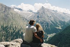 no one knows how much I miss this SO much…not just the Mountains but my hubby having my back and loving me on them.