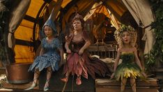 Fairies from Malificent
