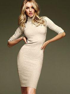 Cotton Sweaterdress - Victorias Secret