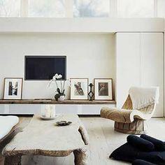 17 ideas for living room tv wall ikea tv bench Living Room Tv, Living Room Kitchen, Apartment Living, Living Room Furniture, Living Area, Modern Furniture, Tv Wanddekor, Tv Wall Decor, Wall Art