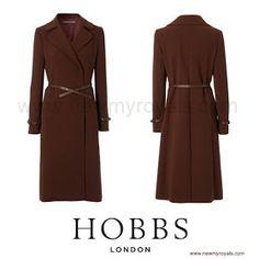 HOBBS Celeste Coat - Kate Middleton Style