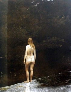 Indian Summer by Andrew Wyeth (1917 – 2009)
