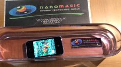 NanoMagic offers a superhydrophobic (water) and oleophobic (hydrocarbons) coating that will completely repel almost any liquid. Nanotechnology, Samsung, Science, Iphone, Youtube, Sam Son, Flag, Science Comics