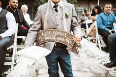 Here comes the love of your life. Millennials like to have weddings that are fun! We love the enthusiasm and want to help your wedding to be just as fun and creative! Your guests will never have a dull moment. Texas Wedding. Photo by Dempag Photography.  (scheduled via http://www.tailwindapp.com?utm_source=pinterest&utm_medium=twpin)
