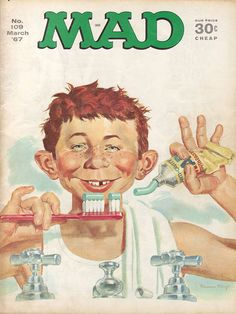 MAD Magazine Cover | March 1967 | Jasperdo | Flickr