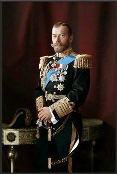 Nikolai Alexsandrovich Romanov