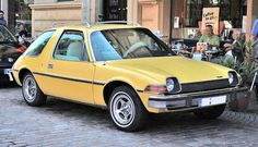 1975 Pacer - 1974 to 1982 this car had a LOT of room inside and great visibility  I would drive it again