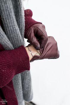 Die richtige Pflege für Handschuhe aus Leder! Ordnung Oversized Knit Cardigan, Leg Warmers, Cashmere, Knitting, How To Make, Outfits, Badass Style, Austria, Group
