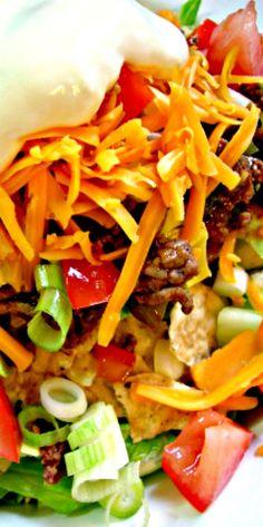 Taco Salad ❊