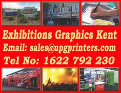 For more detail once visit at:  http://www.upgprinters.com/exhibitions-graphics-kent.html