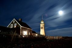 Old Scituate Light | Flickr - Photo Sharing!
