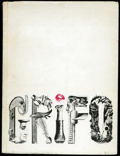Portuguese Magazine GRIFO - 1970