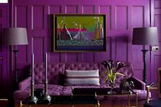 5 Fresh Paint Trends to Try This Autumn by the Wall Street Journal. http://qoo.ly/b53rs