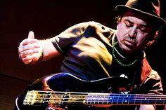 Cinquew News: Pippo Matino suona a Roma, il bassista elettrico p...