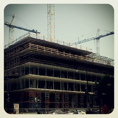City Center DC still under contruction