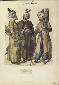 One of hundreds of thousands of free digital items from The New York Public Library. Turkish Soldiers, Ottoman Empire, Modern Warfare, New York Public Library, 17th Century, Alter, Renaissance, Military, Culture