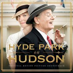 """Hyde Park On Hudson"" movie soundtrack, 2012 Hyde Park On Hudson, Laura Linney, Soundtrack, Movies, Films, Bill Murray, Music, Musica, Musik"