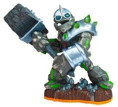 Skylanders Giants: Crusher Giant Character Activision. Derek still would like this guy! Dec 2015