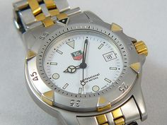 "TAG Heuer 1500 ""The Obama Watch"""