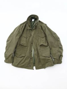 SPECIAL — CJ112  CORONA・M-65 FIELD JACKET