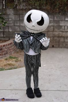 Araxi: My son was obsessed with Nightmare Before Christmas and of course wanted to be Jack Skellington for Halloween last year. It was impossible to find a decent Jack mask that...