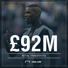 In-demand star Paul Pogba is set to return to Manchester United from Serie A champions Juventus as a result of a transfer involving eye-watering figures