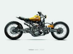 Barbara Custom Motorcyles: menos es más - Revival Of The Machine