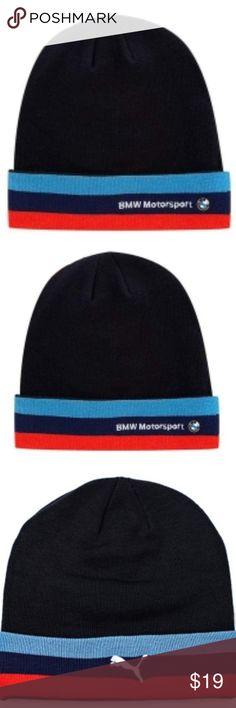 puma bmw motorsport beanie puma bmw motorsport beanie team Puma Accessories Hats