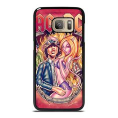 ACDC ROCK BAND Samsung Galaxy S7 Case Cover  Vendor: Casesummer Type: Samsung Galaxy S7 Case Price: 14.90  This extravagance ACDC ROCK BAND Samsung Galaxy S7 case is going to cover your Samsung S7 phone from every fall and scratches with fabulous style. The durable material may provide the good protection from impacts to the back sides and corners of your Samsung phone. We create the phone cover from hard plastic or silicone rubber in black or white color. The frame profile is slim easy to… Galaxy Note 9, Samsung Galaxy Note 8, Galaxy S7, Acdc Rock Band, Rock Bands, S7 Case, Iphone 11, Apple Iphone, Silicone Rubber
