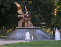 Spirit of Freedom Fountain, KCMO