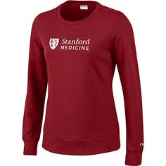 Product: Stanford University School of Medicine Women's Crewneck Sweatshirt in small!